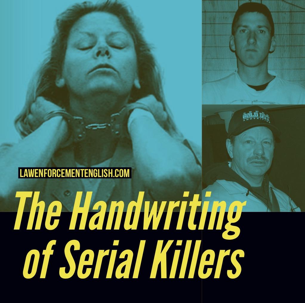 The Handwriting of Serial Killers